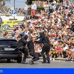 Escolares de Adeje disfrutaron de la Jornada de Puertas Abiertas de la Policía Nacional
