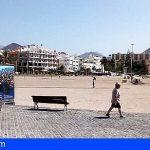 Juan Santana   Proyecto de un gran chiringuito en la playa de Los Cristianos