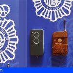 Arona | Utilizaba inhibidores de frecuencia para robar en vehículos