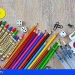 La Gomera abre el plazo para las ayudas de material escolar en San Sebastián
