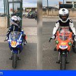 Mazzucatto y Gabriel Ruiz preparados para la final de Mini Velocidad en Toledo