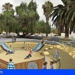 Puerto de la Cruz inaugura el parque inclusivo «El Laurel», único en Canarias