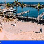 Garden Center Fuerteventura recrea en Lanzarote la mayor playa de Canarias para eventos