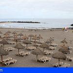 El Ayuntamiento de Adeje cierra la Playa de Troya por contaminación