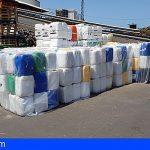ASPROCAN recoge casi 12.000 kg de residuos agrícolas en La Palma y Gran Canaria