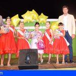 Millaray P. Vásquez, Reina Infantil de las Fiestas de Tamaimo