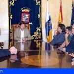 Thomas Cook | Stgo. del Teide se reunió con los hoteleros municipales