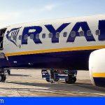 El Cabildo de Tenerife ya negocia con otras compañías las rutas que dejará de operar Ryanair en enero