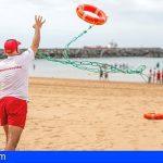 Gran éxito de Canarias en el Campeonato de Europa de Salvamento y Socorrismo