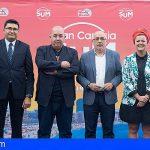 Gran Canaria Sum Festival, 2 escenarios y espacios de restauración y relax