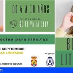 "Taller de cocina infantil ""Bocados Literarios"" en San Miguel de Abona"