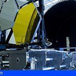 El Parlamento apoya la instalación del Telescopio de Treinta Metros en La Palma