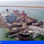 Tenerife Shipyards cierra acuerdo con Allseas para reparar la Pioneeering Spirit