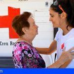 Cruz Roja ha realizado más de 2.000 atenciones en las playas tinerfeñas