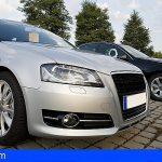 La venta de vehículos usados cae un 8,2% en Canarias en el mes de agosto