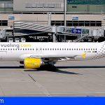 El número de plazas aéreas de Vueling e Iberia Express aumentarán un 13%