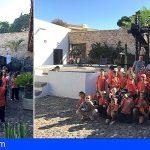 33 estudiantes del CEIP San Miguel visitaron las Bodegas de Trevejo