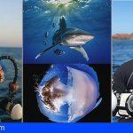 Arona Son Atlántico acoge la exposición fotográfica `Luces del Azul'