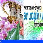 Tamaimo celebra sus fiestas en honor a San Joaquín y la Virgen de la Paz
