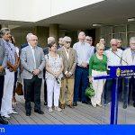Las Palmas honra a los 488 canarios fallecidos en el naufragio del Valbanera