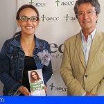 Tenerife   Olivia Delgado se compromete a promover la investigación contra el cáncer