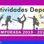 San Miguel presenta las actividades deportivas 2019-2020