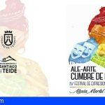 Stgo. del Teide se prepara para el Festival de Expresiones Artísticas Ale-Arte
