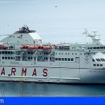 """Curbelo: """"Naviera Armas va en contra de los intereses de la conectividad de la isla"""""""