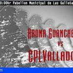 El Arona Guanches Hockey Club y el CPLValladolid jugarán en Las Galletas