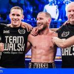 El Club de Boxeo Povedano de Arona estuvo en el York Hall de Londres