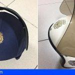 CEP exige nuevos cascos para sus efectivos en Tenerife