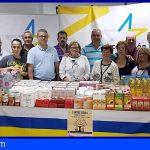Coalición Canaria de San Miguel celebró su X Campaña Solidaria