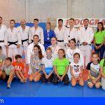 13 jóvenes granadilleros clasifican para el Campeonato de Canarias de judo