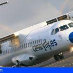 Canaryfly establecerá vuelos directos entre La Palma y Gran Canaria