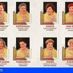 11 candidatas aspiran a Reina de la Tercera Edad de Arona