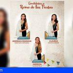 Arona celebra, mañana viernes, la Gala de Elección de la Reina de las Fiestas Mayores