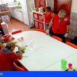 Tenerife | Cruz Roja pone en marcha el comedor social DIVALS