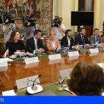 Canarias traslada al Ministerio de Agricultura las preocupaciones del sector primario