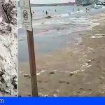 Granadilla desestima la moción sobre vertidos en la costa