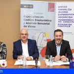 La ULL acoge el Curso de Especialista en Gestión Enoturística y Análisis Sensorial de Vinos