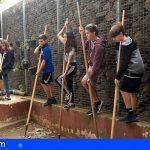 Tenerife inicia el programa de deportes autóctonos en centros escolares