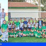 Tenerife | El campo de fútbol de La Esperanza estrena el césped artificial más avanzado de Canarias