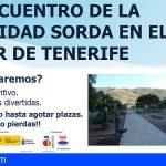 Arona | Valle San Lorenzo acoge el Encuentro de la Comunidad Sorda del Sur