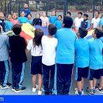 Tenerife | El programa 'Escuelas Activas' fomenta el deporte en los colegios
