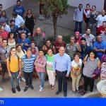 Granadilla   Usuarios de Atelsam exponen sus trabajos en el Día Mundial de la Salud Mental