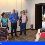 El Museo de Granadilla acoge las 'Huellas de creación' del colectivo Tacande Art