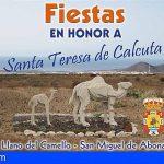 San Miguel se prepara para las Fiestas en honor a Sta. Teresa de Calcuta