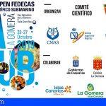La Gomera acoge el Open FEDECAS de Imagen Científica Submarina