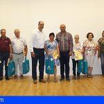 El Ayuntamiento de Granadilla reconoce la labor de las asociaciones de la 3ª Edad