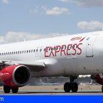 Iberia Express refuerza la conectividad en Canarias con 12 frecuencias semanales